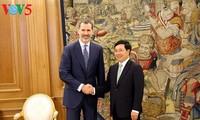 Vietnam ist bereit, günstige Bedingungen für spanische Unternehmen zu schaffen