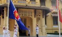 Ausstellung der zeitgenössischen Kunst zum 50. ASEAN-Gründungstag