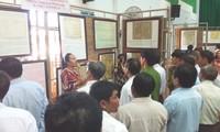 Ausstellung zur Aufklärung über Inselgruppen Hoang Sa und Truong Sa Vietnams