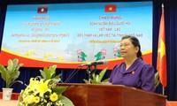Parlamentarierinnen Vietnams und Laos tagen mit Leitern der Provinz Quang Nam