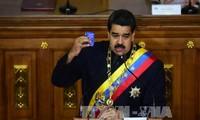 Spannungen bei Beziehungen zwischen Venezuela und den USA, und einigen Nachbarländern