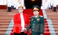Enge Zusammenarbeit bei der Sicherheit zwischen Vietnam und Australien