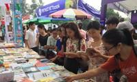 Eröffnung des 4. Hanoier Bücherfestes
