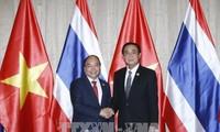 Vertiefung der strategischen Partnerschaft zwischen Vietnam und Thailand