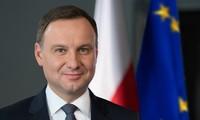 Polens Präsident und seine Gattin werden in Vietnam zu Gast sein