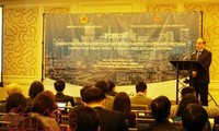 Verbindung vietnamesischer Startup-Unternehmen in den USA und in Vietnam