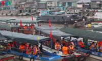 Unterhaltungsorte in Can Tho locken zahlreiche Touristen zum Tetfest an