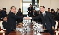 Nordkorea veröffentlicht Liste der Delegation zu Nord-Süd-Korea-Dialogen