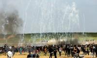Unruhen im Gazastreifen: Frankreich ruft Israel zur Zurückhaltung auf