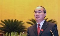 Ho Chi Minh Stadt schafft beste Bedingungen für Unternehmen