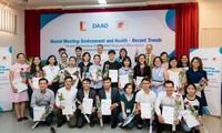 DAAD: Brücke für akademische Zusammenarbeit zwischen Vietnam und Deutschland