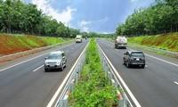 Trinh Dinh Dung: Bautempo der Nord-Süd-Autobahnstrecke soll gewährleistet werden