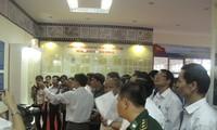 Aktivitas-aktivitas menyambut Pekan Laut dan Pulau Vietnam tahun 2013