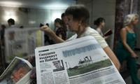 Edward Snowden menyampaikan surat permintaan untuk mengungsi di Rusia