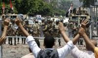 Ketegangan di Mesir terus bereskalasi