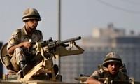 Tentara Mesir menetapkan batas waktu untuk organisasi Ikhwanul Muslimin dalam berpartisipasi pada kerujukan politik