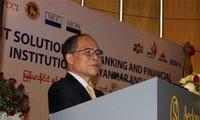 Ketua MN Vietnam, Nguyen Sinh Hung mengakhiri dengan baik kunjungan resmi di Federasi Myanmar