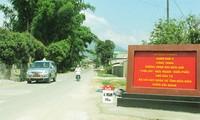 Provinsi Dien Bien melancarkan jalur jalan Pom Lot-Huoi Puoc