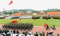 Aktivitas-aktivitas memperingati ultah ke-60 Kemenangan Dien Bien Phu