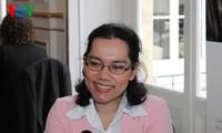 """Doktor wanita Vietnam menerima hadiah """"Ilmuwan talenta muda dunia"""""""