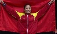 Vietnam menduduki secara mantap posisi ke-3 dalam perolehan medali pada SEA GAMES 28