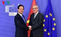 Vietnam dan Uni Eropa resmi mengakhiri perundingan FTA