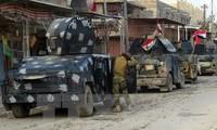 IS berangsur-angsur kehilangan kawasan kontrol di Irak dan Suriah