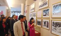 "Pameran ""Partai Komunis Vietnam dan usaha pembaruan Tanah Air"""