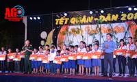 Daerah-daerah di Vietnam memikirkan kaum miskin sehubungan dengan Hari Raya Tet