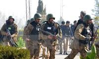 Taliban memimpin serangan dari wilayah Afghanistan