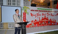 Sahabat-sahabat internasional mengucapkan selamat atas suksesnya Kongres Nasional ke-12 PKV