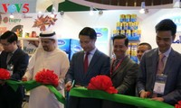 Tiga puluh tiga  badan usaha Vietnam menyosialisasikan pertanian hijau di Pekan Raya Gulfood, Dubai