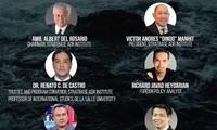 Simposium tentang masalah Laut Timur di Filipina