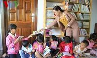 Perpustakaan kasih sayang bagi anak-anak miskin