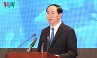 Pembukaan Dialog multi fihak tentang APEC untuk menuju ke tahun 2020 dan masa depan