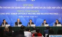 SOM 2 APEC: Para peserta menilai tinggi semua sumbangan Vietnam