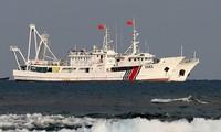 Kapal Tiongkok terus merembes wilayah laut Jepang