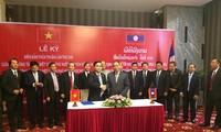 Konferensi ke-22 Badan Kerja Khusus Pemerintah Vietnam-Laos