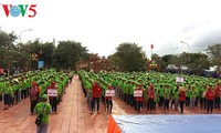 Perkemahan Pemuda Buddhis:  Kasih sayang daerah Nam Bo Barat