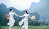 Kecantikan yang murni dari para gadis Vietnam dalam foto ciptaan DzungArt
