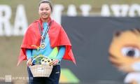 Vietnam meraih medali perak pertama di Sea Games 29