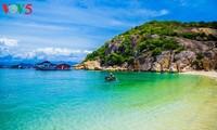 Binh Ba – Keindahan yang damai dari laut dan pulau