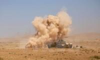 Pasukan Irak merebut banyak posisi yang menguntungkan di Tal Afar