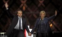 Posisi resmi untuk Istri Presiden Perancis, E.Macron