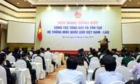 Perbatasan stabil dan berkembang akan turut memperkuat dan memperkokoh solidaritas dan keterkaitan Vietnam-Laos