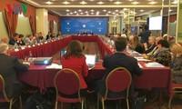 Lokakarya internasional tentang Laut Timur di Federasi Rusia