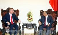 PM Vietnam, Nguyen Xuan Phuc menerima Wakil Presiden Bank Pembangunan Asia