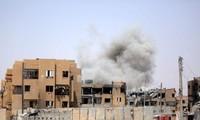 Tentara Suriah membebaskan lagi banyak kawasan yang diduduki IS
