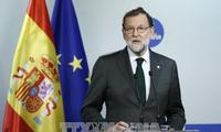 Pemerintah Spanyol mengesahkan serentetan langkah dalam menangani masalah Katalonia