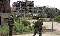 Filipina menyatakan operasi membasmi kaum pembangkang di Marawi berakhir